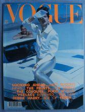 Vogue Magazine - 1990 - July